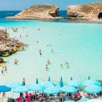 Всі на море на Мальту